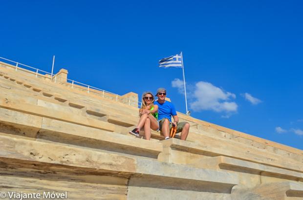 Roteiro de 1 dia em Atenas na Grécia