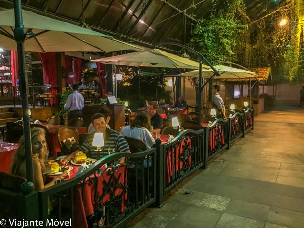Onde comer em Gramado: Restaurantes da Rua Coberta