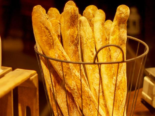 Pratos típicos em Paris na França
