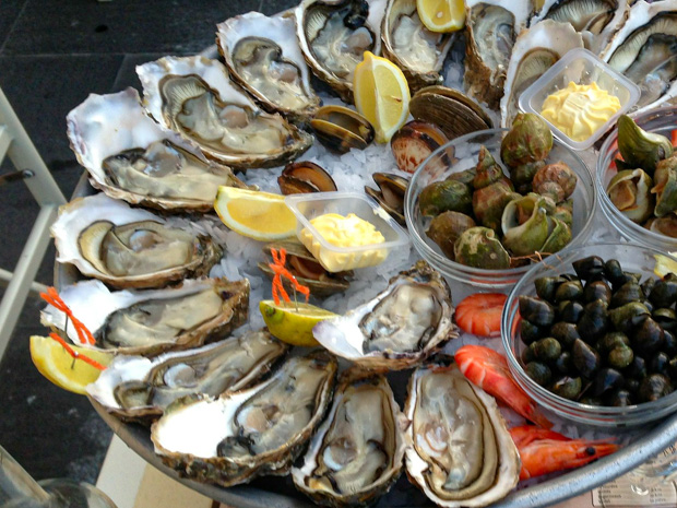 Gastronomia francesa em Paris
