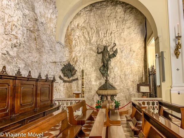 Santuário Madonna della Corona, Itália – incrível igreja encravada na rocha
