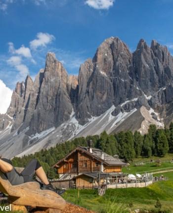 Rifugio Delle Odle ou Geisleralm: a espetacular caminhada pelas Dolomitas, Itália