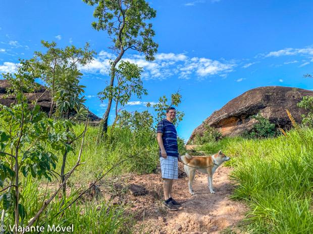 Passeios com cachorro em Três Marias, Minas Gerais