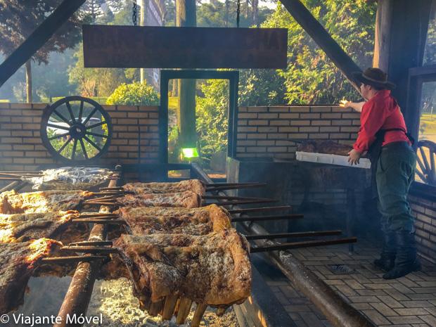 Onde comer churrasco em Gramado e Canela