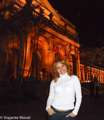 Visita ao Museu Imperial na Petrópolis Histórica