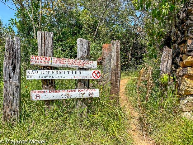 Estrada Real e a Trilha do Mangue em Tiradentes, Minas Gerais