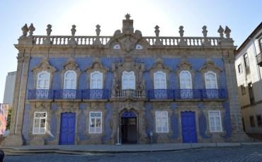 Lugares para visitar em Braga: Palácio do Raio