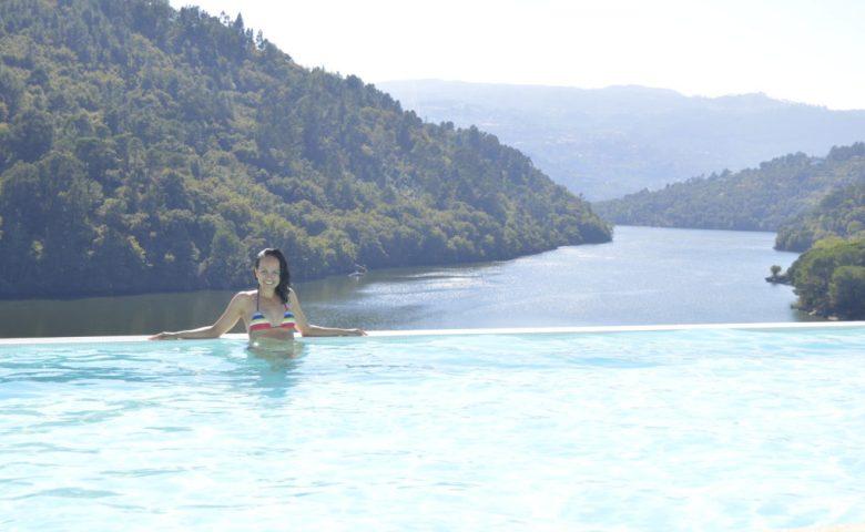 hotéis com piscina no Norte de Portugal