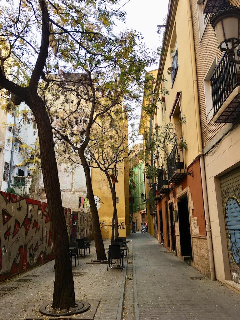 DÍA 1: La Valencia vanguardista