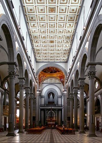 Basílica de San Lorenzo de Florencia - Viajar a Italia