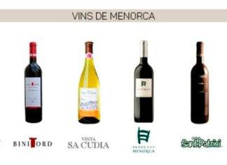 vinos menorca