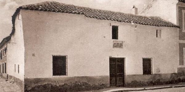 Casa natal de Cervantes Alcazar de San Juan