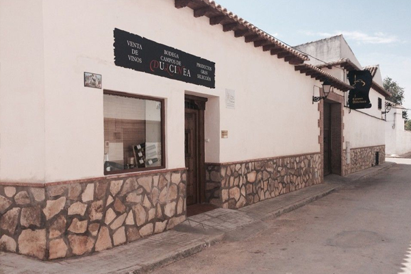 Bodega Campos de Dulcinea El Toboso