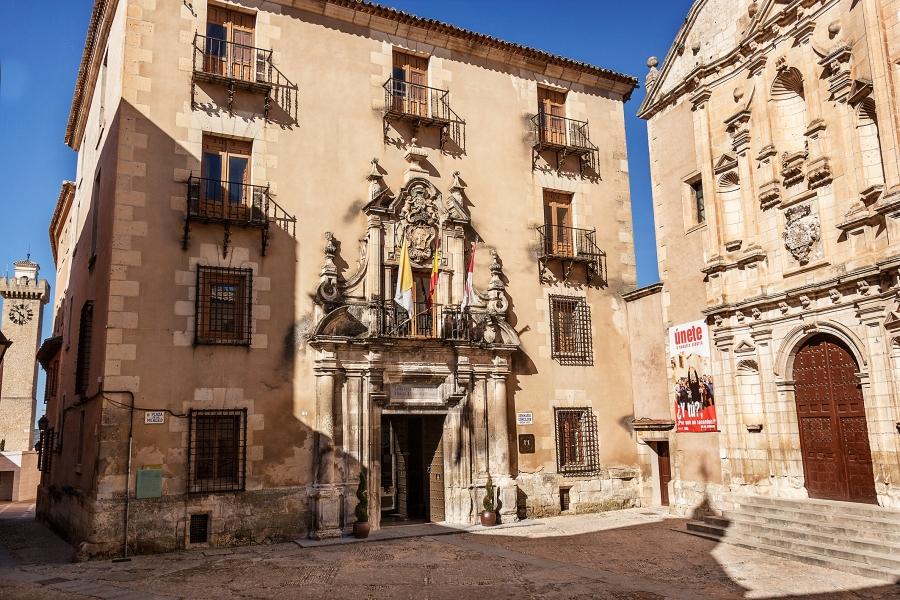 Hospedería del Seminario Cuenca
