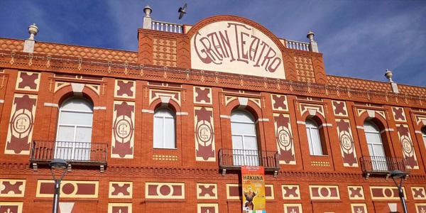 gran teatro manzanares