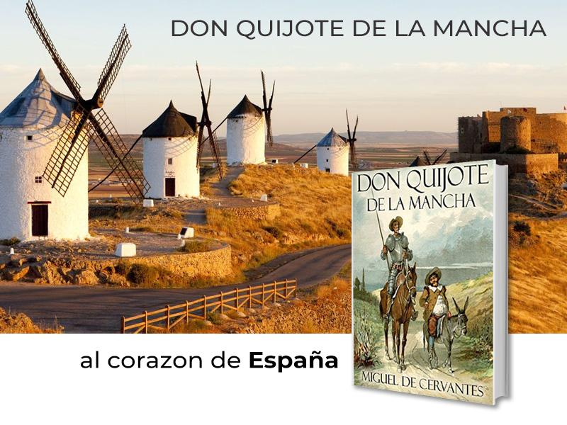 Recorrido Don Quijote de la Mancha