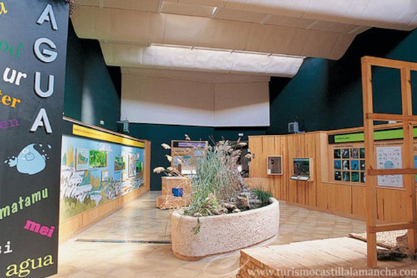 Centro de interpretacion del agua de Daimiel