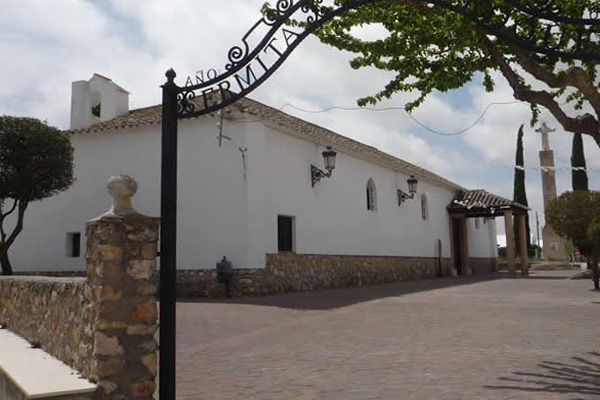 ermita de san roque de villanueva de alcardete