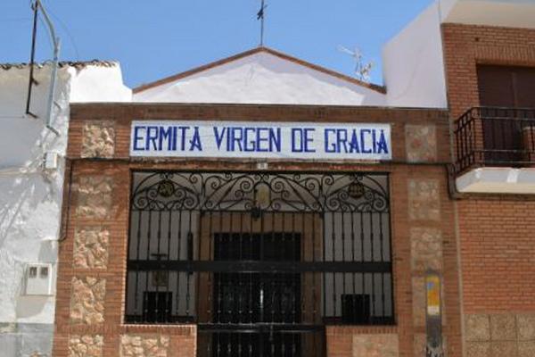ermita de la virgen de gracia villanueva de alcardete