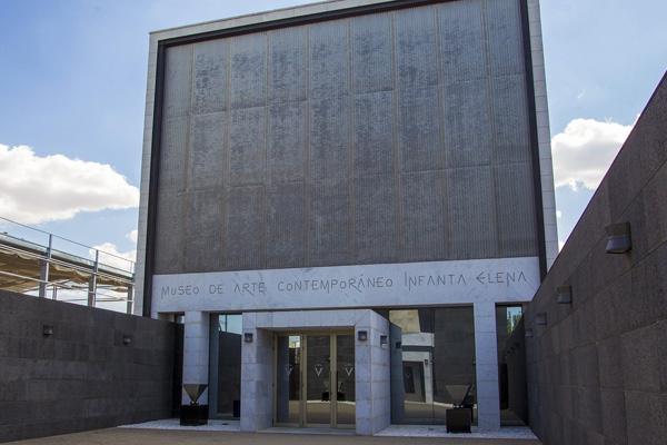 museo de arte contemporaneo infanta elena tomelloso