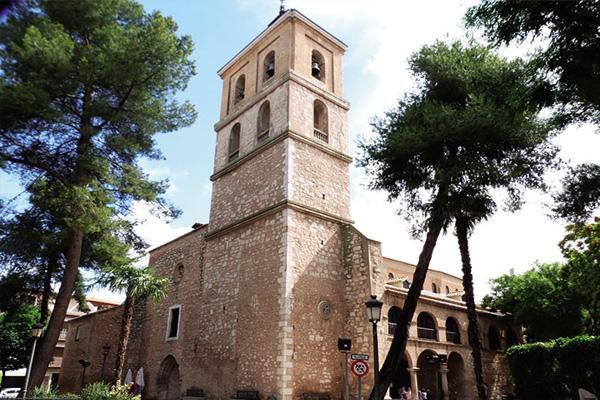 Parroquia de Santa María la Mayor de Daimiel