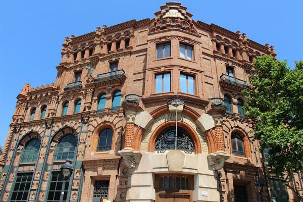 Central Catalana de electricidad de Barcelona (1896-1899) foto de Fred Romero Flickr