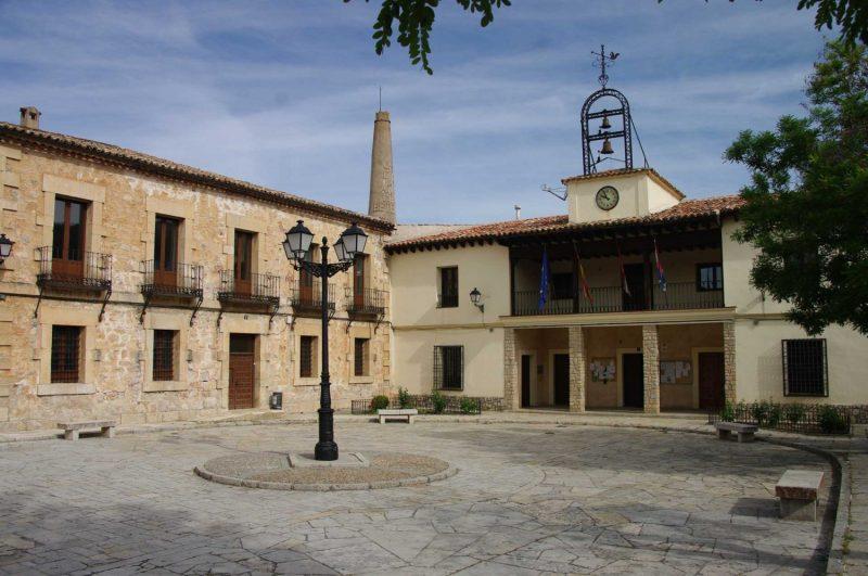 Plaza Mayor de Beteta foto de Ayuntamiento de Beteta