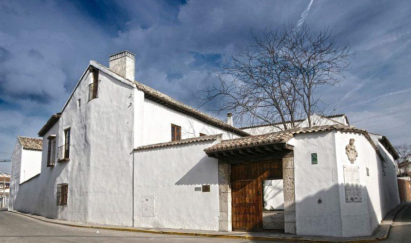 Museo Casa de Cervantes Esquivias foto de Jajacaan Wikimedia Commons