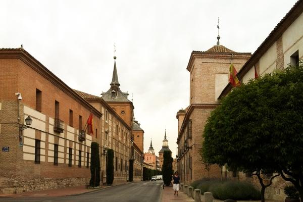 Calle Colegios Alcalá de Henares