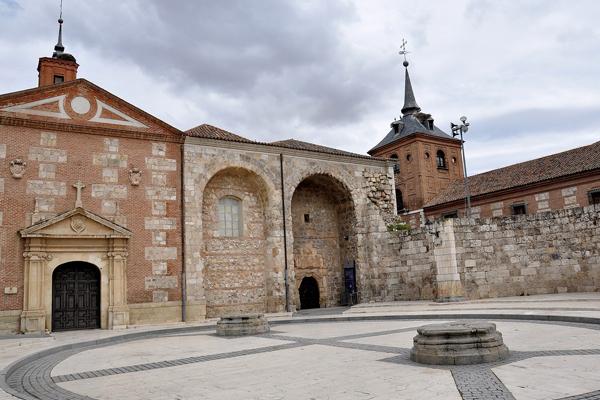 Capilla del Oidor en Alcalá de Hanares foto: PatriciaGGG Wikimedia Commons