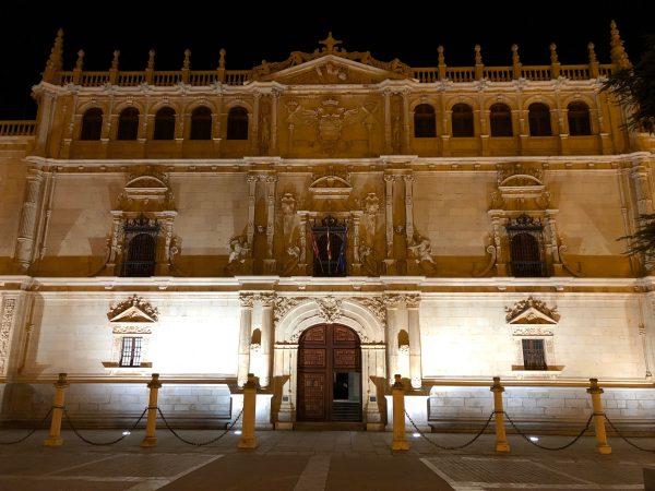 Colegio de San Ildefonso Alcalá de Henares