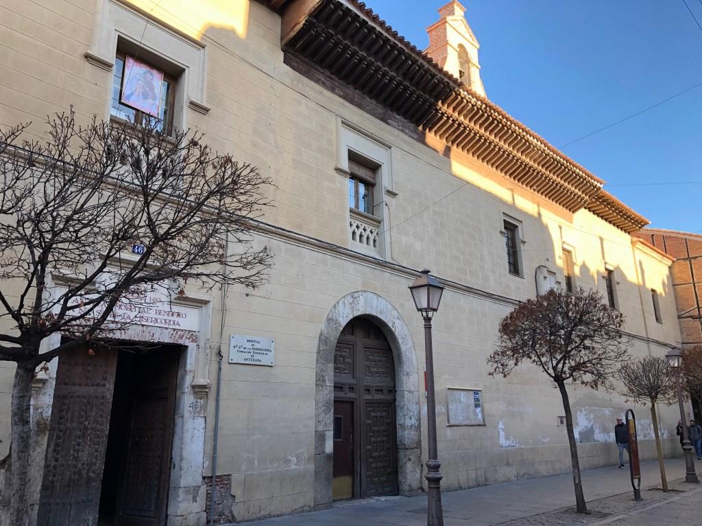 Hospital de Antezana Alcalá de Henares