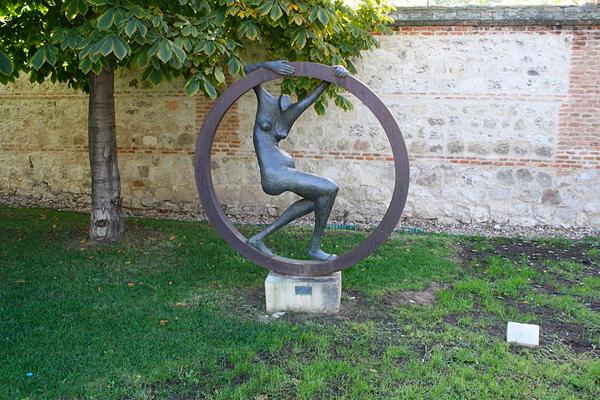 Museo de la escultura Aire Libre Alcalá de Henares foto de m.peinado wikimedia commons