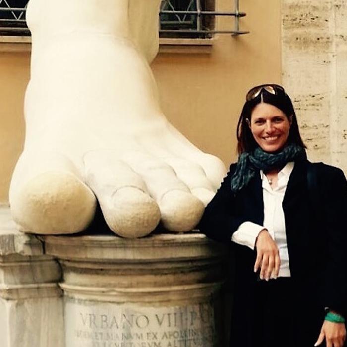 Silvia Prosperi - Viajar con Cervantes