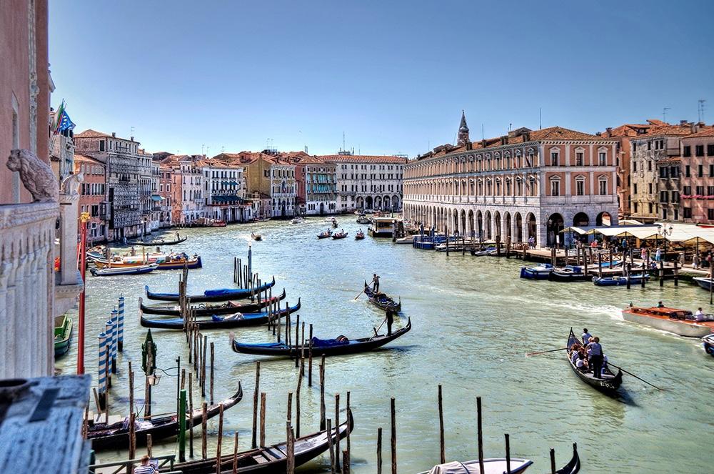 Venezia foto de pixabay