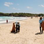 SECTUR mantiene limpias y acondicionadas 47 playas del país