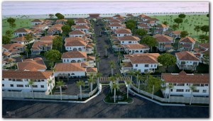 Vista virtual de coconut paradise en San Cristobal