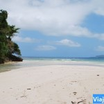 La Playa Rincon en Samana