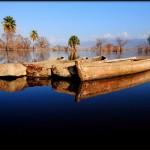 Impresionante Foto del Lago Enriquillo