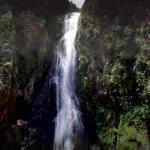 El Salto de Aguas Blancas en Constanza