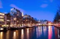 Visitas turísticas em Veneza, Praga e Amesterdão