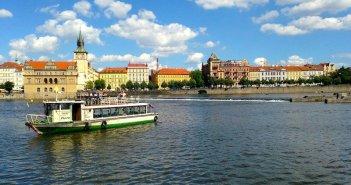 Viagens para Praga e Budapeste