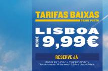 Promoções de Verão Ryanair