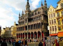 Promoções low cost para Bruxelas