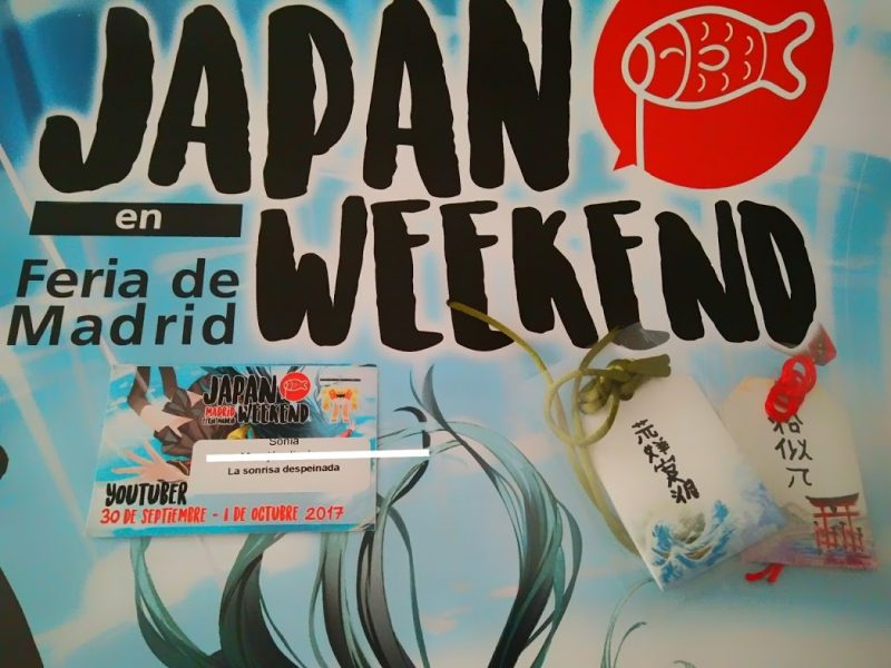 Japan Weekend: nuestra primera vez