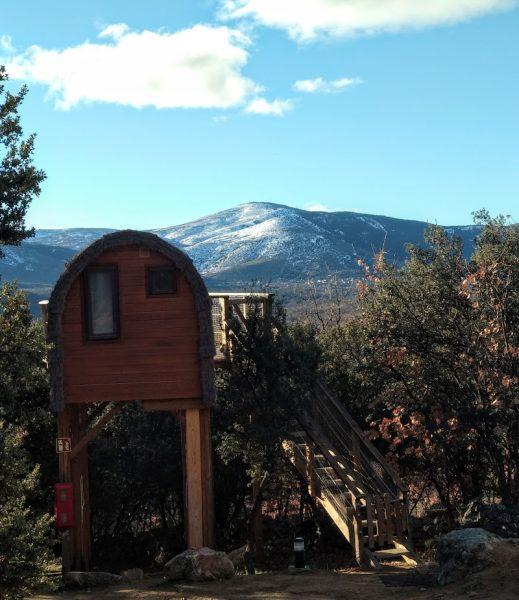 Monte holiday: ecoturismo con niños en la sierra de Madrid