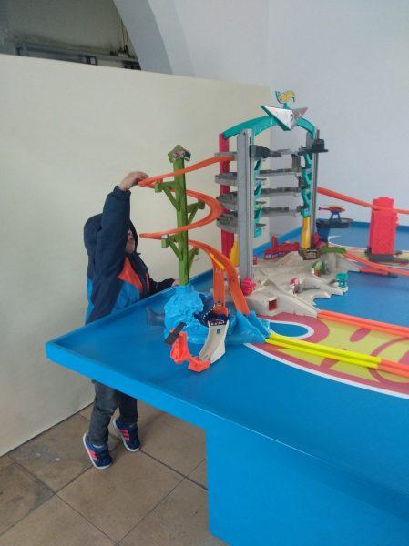 salas de juego dentro de portugal dos pequenitos, coimbra con niños