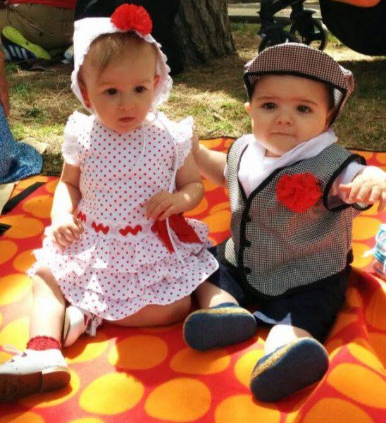 De verbenas madrileñas con niños