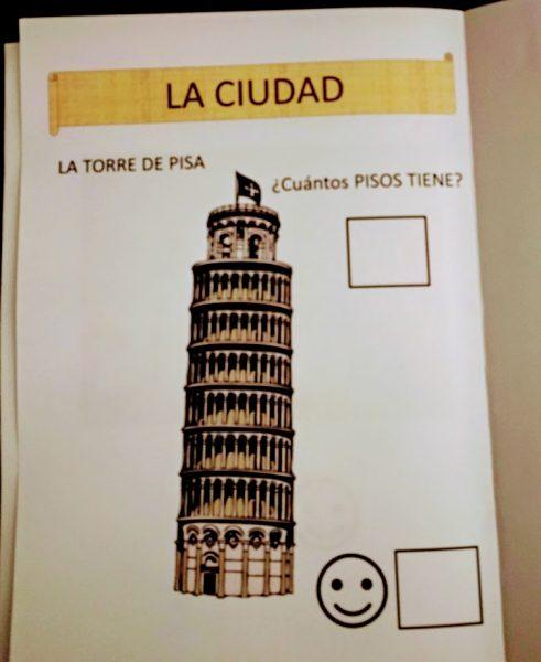 pasaporte lúdico