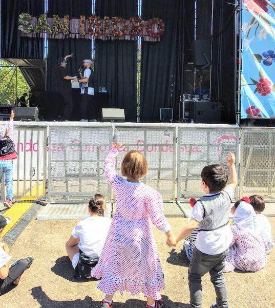 San Isidro con niños: San Isidro Kids 2019
